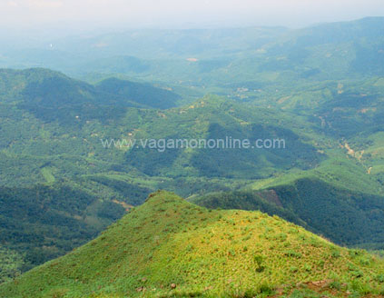 Vagamon green hills